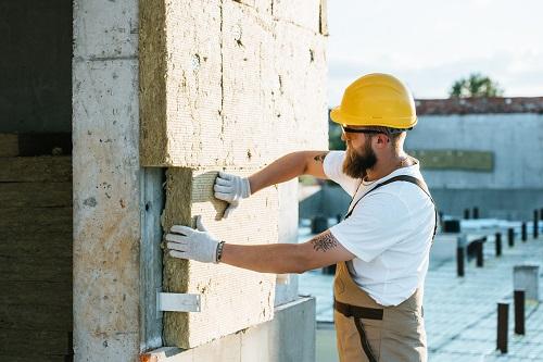 Aide pour isolation de mur extérieur